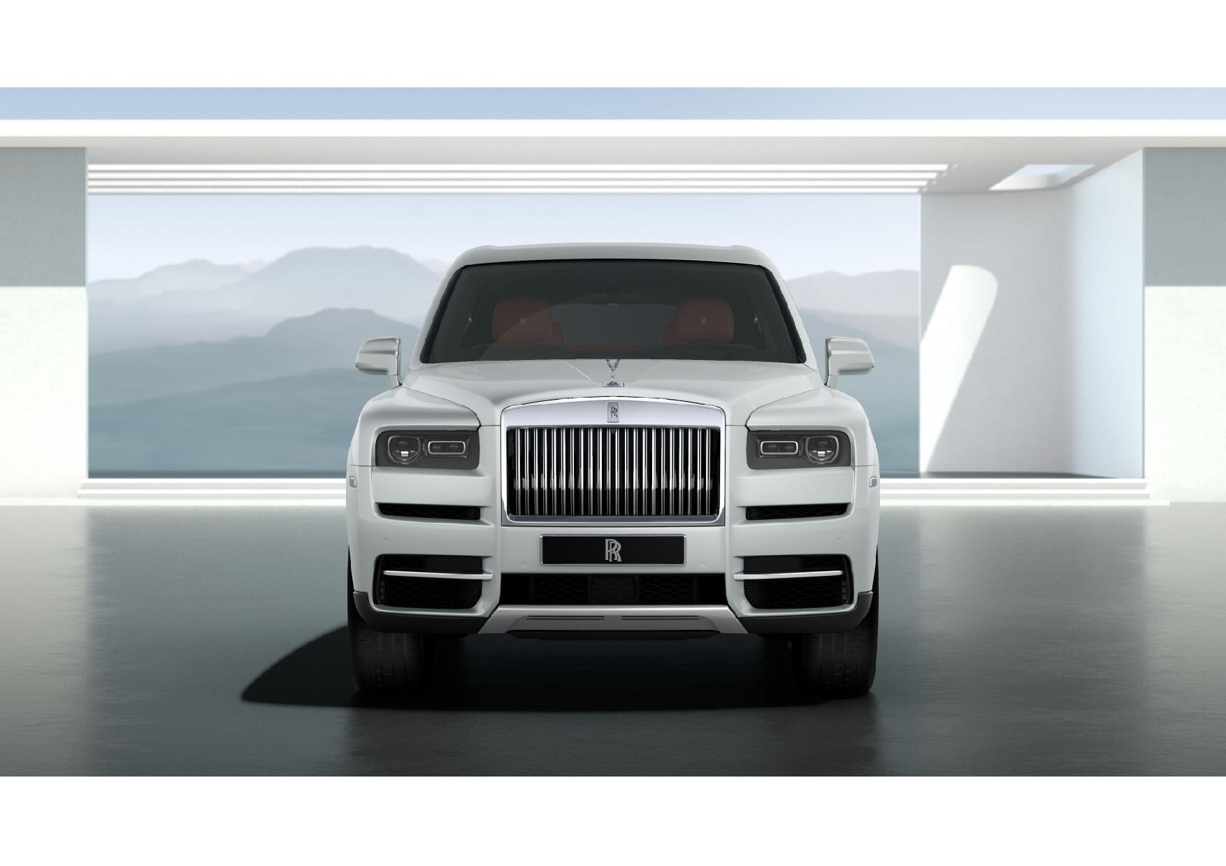 New 2021 Rolls-Royce Cullinan for sale $383,850 at Alfa Romeo of Westport in Westport CT 06880 1