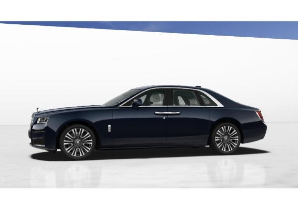 New 2021 Rolls-Royce Ghost for sale $382,250 at Alfa Romeo of Westport in Westport CT 06880 2