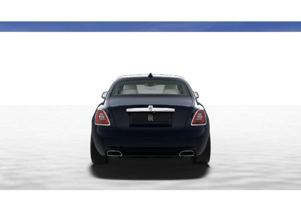 New 2021 Rolls-Royce Ghost for sale $382,250 at Alfa Romeo of Westport in Westport CT 06880 3