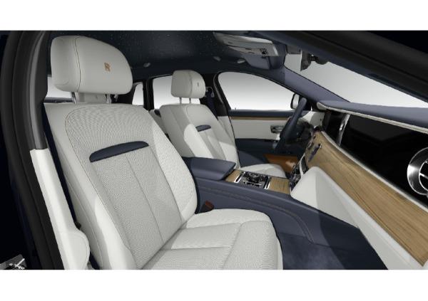 New 2021 Rolls-Royce Ghost for sale $382,250 at Alfa Romeo of Westport in Westport CT 06880 4