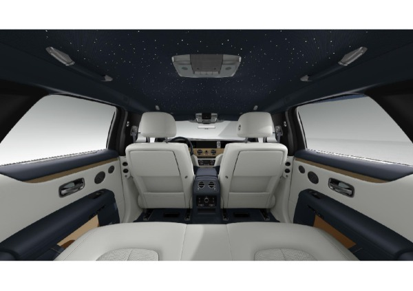 New 2021 Rolls-Royce Ghost for sale $382,250 at Alfa Romeo of Westport in Westport CT 06880 6