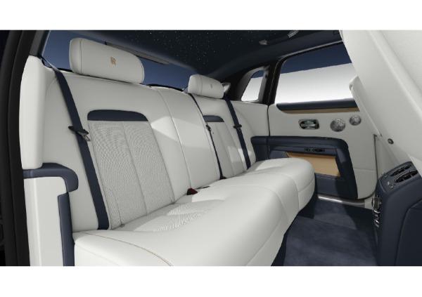 New 2021 Rolls-Royce Ghost for sale $382,250 at Alfa Romeo of Westport in Westport CT 06880 7