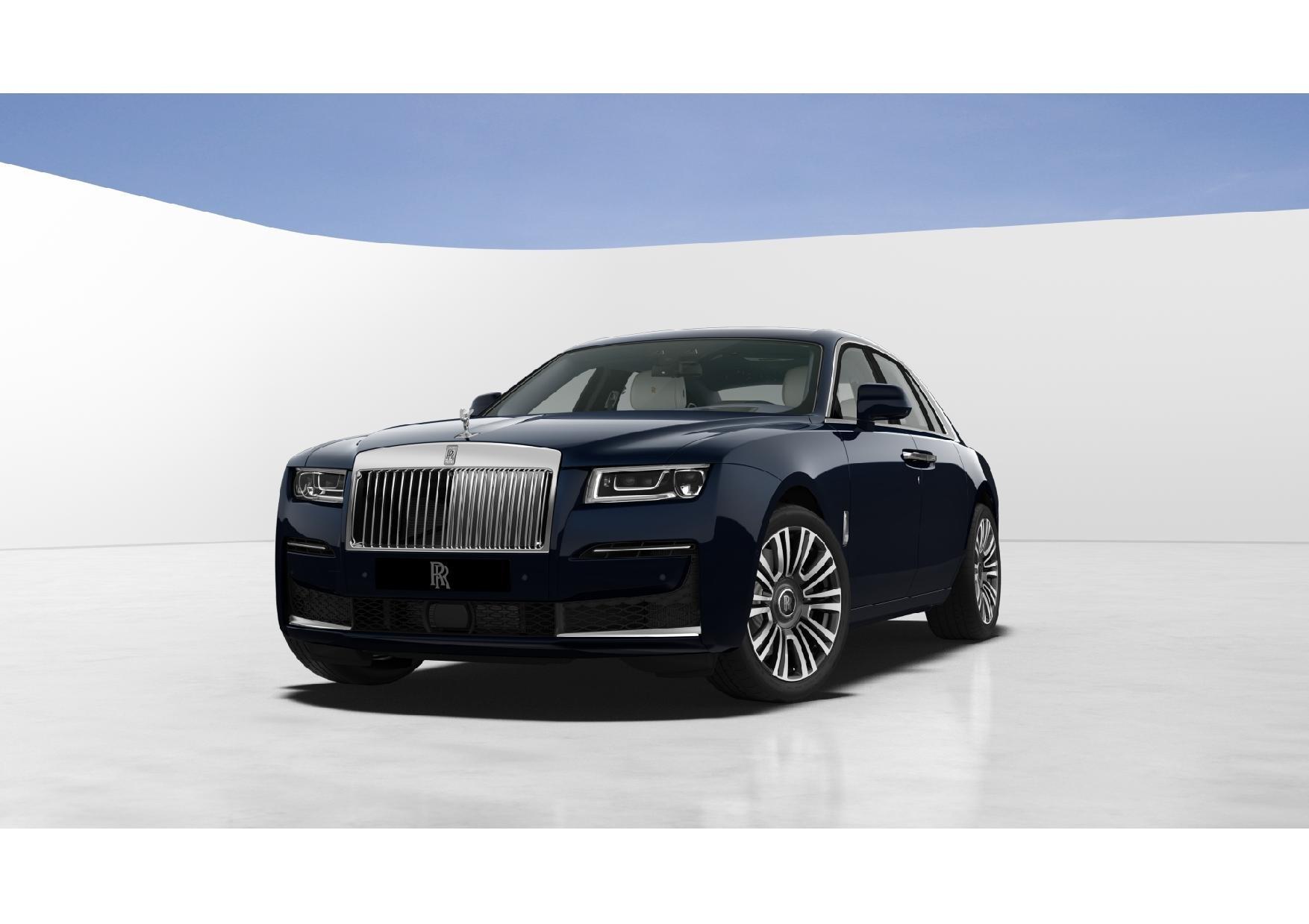 New 2021 Rolls-Royce Ghost for sale $382,250 at Alfa Romeo of Westport in Westport CT 06880 1