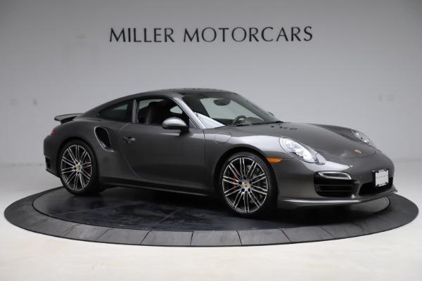 Used 2015 Porsche 911 Turbo for sale $109,900 at Alfa Romeo of Westport in Westport CT 06880 10