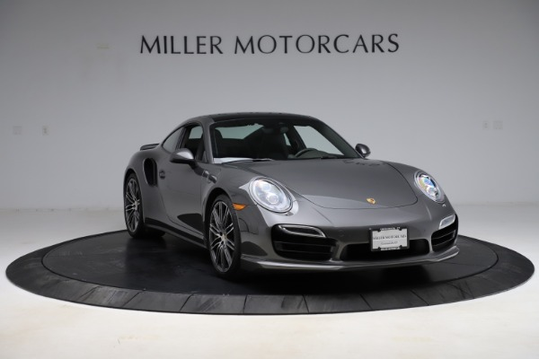 Used 2015 Porsche 911 Turbo for sale $109,900 at Alfa Romeo of Westport in Westport CT 06880 11