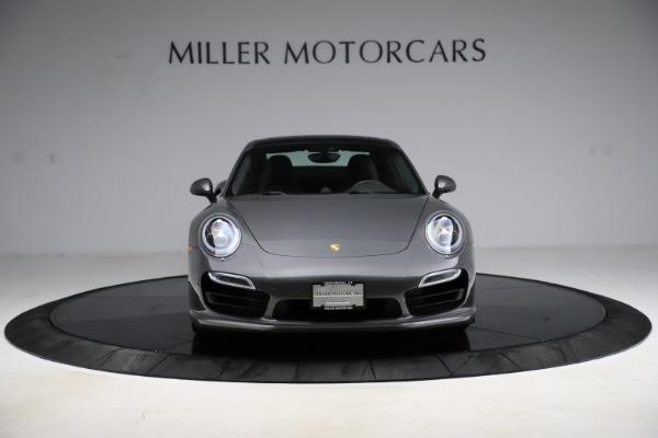Used 2015 Porsche 911 Turbo for sale $109,900 at Alfa Romeo of Westport in Westport CT 06880 12
