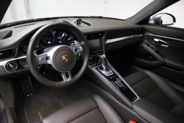 Used 2015 Porsche 911 Turbo for sale $109,900 at Alfa Romeo of Westport in Westport CT 06880 13