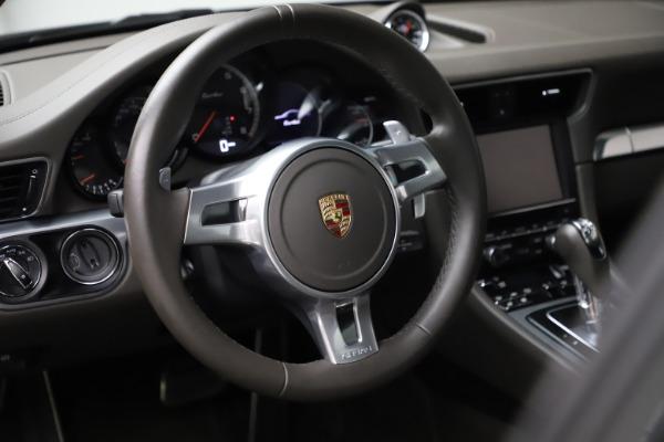 Used 2015 Porsche 911 Turbo for sale $109,900 at Alfa Romeo of Westport in Westport CT 06880 16