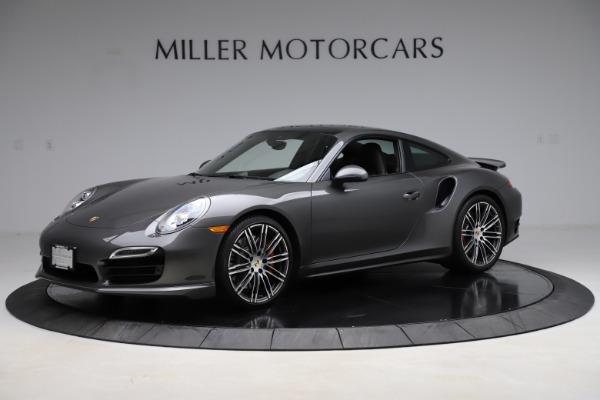Used 2015 Porsche 911 Turbo for sale $109,900 at Alfa Romeo of Westport in Westport CT 06880 2