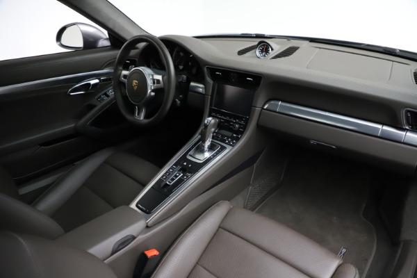 Used 2015 Porsche 911 Turbo for sale $109,900 at Alfa Romeo of Westport in Westport CT 06880 20