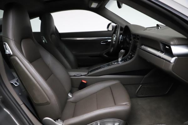 Used 2015 Porsche 911 Turbo for sale $109,900 at Alfa Romeo of Westport in Westport CT 06880 21