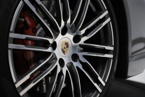 Used 2015 Porsche 911 Turbo for sale $109,900 at Alfa Romeo of Westport in Westport CT 06880 24