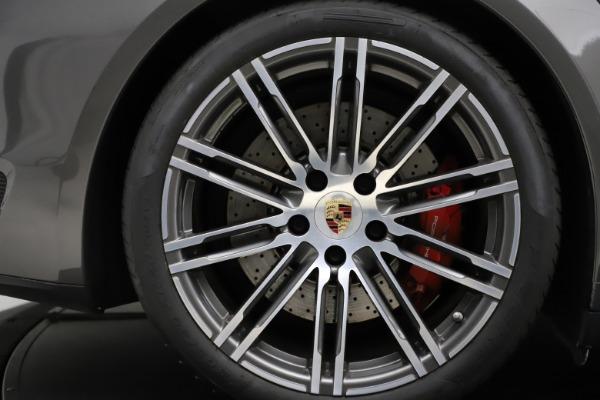 Used 2015 Porsche 911 Turbo for sale $109,900 at Alfa Romeo of Westport in Westport CT 06880 25