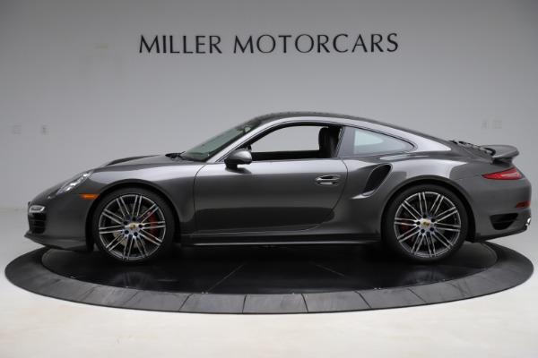 Used 2015 Porsche 911 Turbo for sale $109,900 at Alfa Romeo of Westport in Westport CT 06880 3