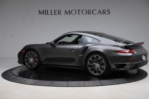 Used 2015 Porsche 911 Turbo for sale $109,900 at Alfa Romeo of Westport in Westport CT 06880 4