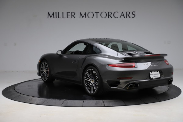 Used 2015 Porsche 911 Turbo for sale $109,900 at Alfa Romeo of Westport in Westport CT 06880 5