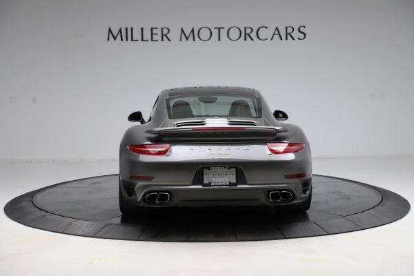 Used 2015 Porsche 911 Turbo for sale $109,900 at Alfa Romeo of Westport in Westport CT 06880 6
