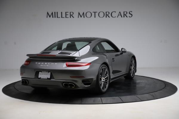 Used 2015 Porsche 911 Turbo for sale $109,900 at Alfa Romeo of Westport in Westport CT 06880 7