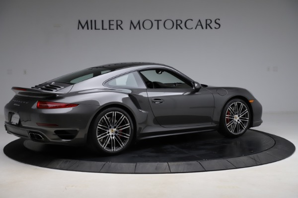 Used 2015 Porsche 911 Turbo for sale $109,900 at Alfa Romeo of Westport in Westport CT 06880 8