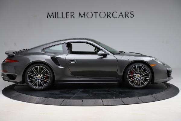 Used 2015 Porsche 911 Turbo for sale $109,900 at Alfa Romeo of Westport in Westport CT 06880 9