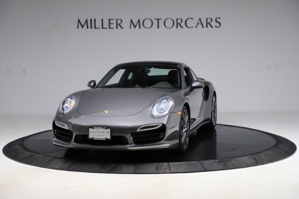 Used 2015 Porsche 911 Turbo for sale $109,900 at Alfa Romeo of Westport in Westport CT 06880 1