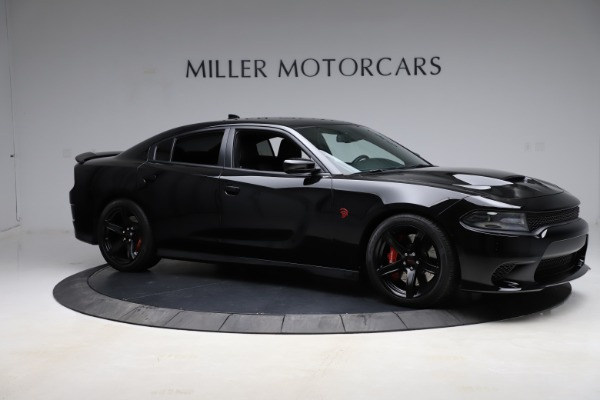 Used 2018 Dodge Charger SRT Hellcat for sale $59,900 at Alfa Romeo of Westport in Westport CT 06880 10
