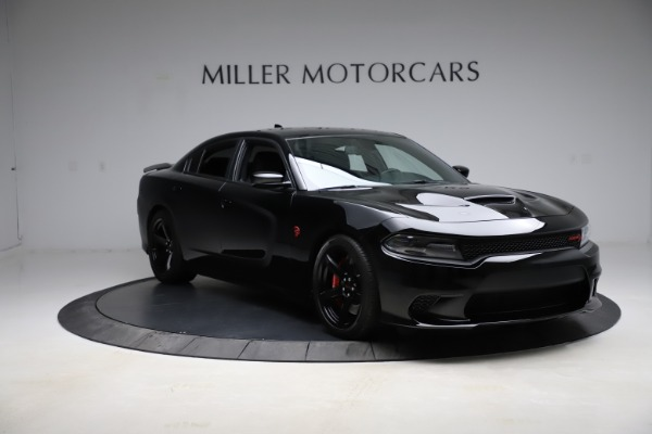 Used 2018 Dodge Charger SRT Hellcat for sale $59,900 at Alfa Romeo of Westport in Westport CT 06880 11
