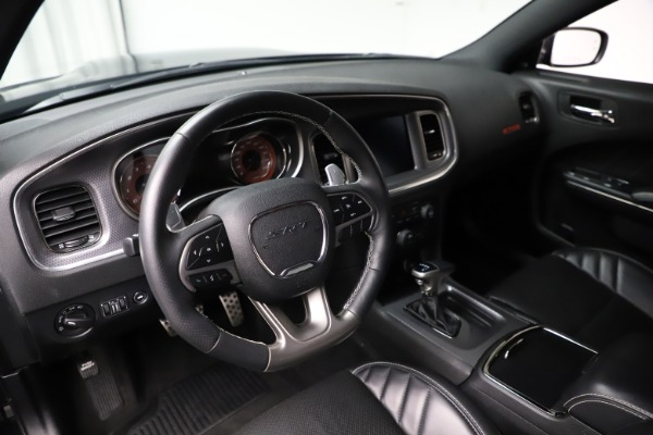 Used 2018 Dodge Charger SRT Hellcat for sale $59,900 at Alfa Romeo of Westport in Westport CT 06880 13