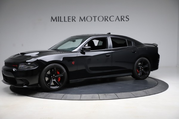 Used 2018 Dodge Charger SRT Hellcat for sale $59,900 at Alfa Romeo of Westport in Westport CT 06880 2