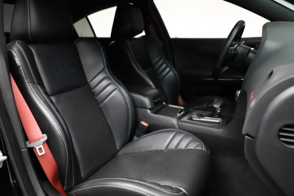 Used 2018 Dodge Charger SRT Hellcat for sale $59,900 at Alfa Romeo of Westport in Westport CT 06880 23