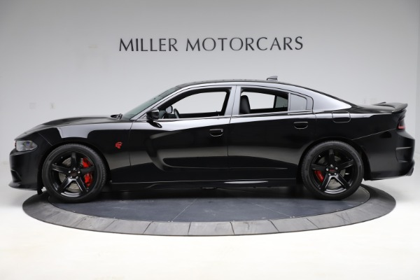 Used 2018 Dodge Charger SRT Hellcat for sale $59,900 at Alfa Romeo of Westport in Westport CT 06880 3