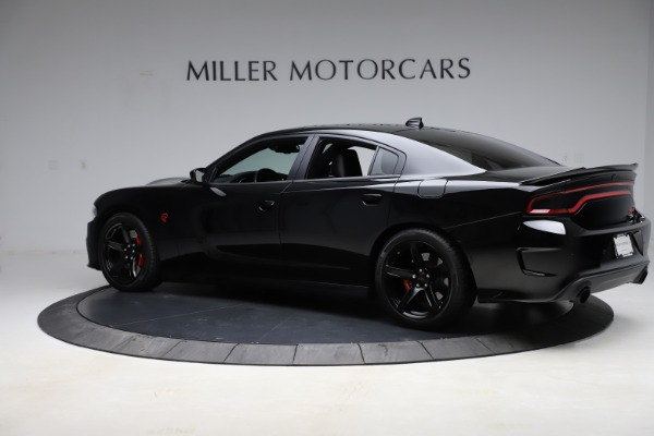 Used 2018 Dodge Charger SRT Hellcat for sale $59,900 at Alfa Romeo of Westport in Westport CT 06880 4