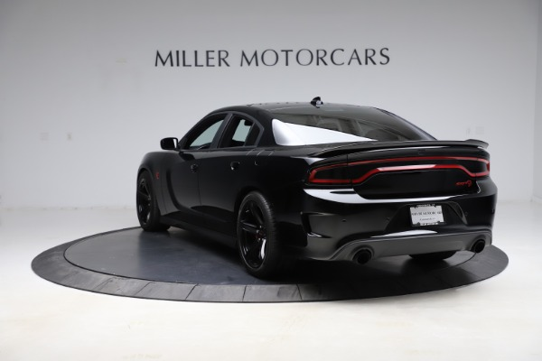 Used 2018 Dodge Charger SRT Hellcat for sale $59,900 at Alfa Romeo of Westport in Westport CT 06880 5