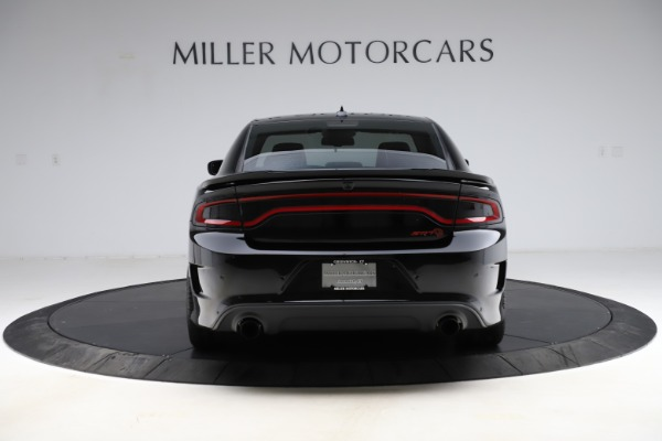 Used 2018 Dodge Charger SRT Hellcat for sale $59,900 at Alfa Romeo of Westport in Westport CT 06880 6