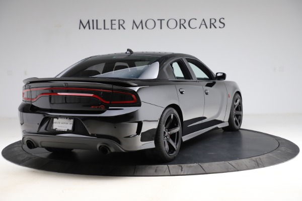 Used 2018 Dodge Charger SRT Hellcat for sale $59,900 at Alfa Romeo of Westport in Westport CT 06880 7