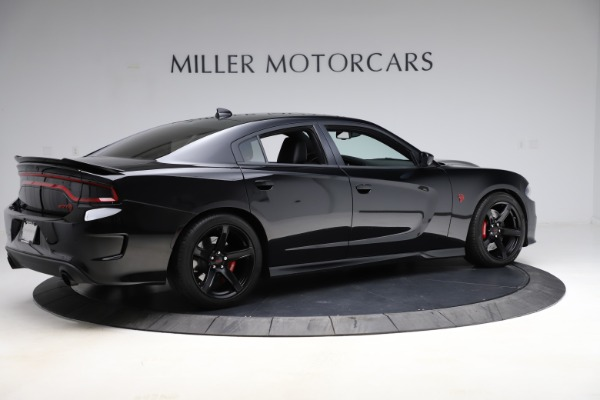 Used 2018 Dodge Charger SRT Hellcat for sale $59,900 at Alfa Romeo of Westport in Westport CT 06880 8