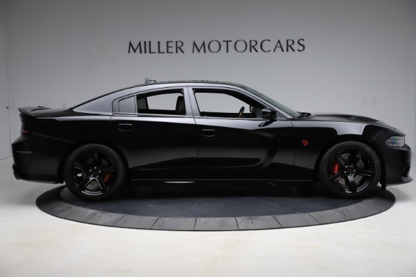 Used 2018 Dodge Charger SRT Hellcat for sale $59,900 at Alfa Romeo of Westport in Westport CT 06880 9