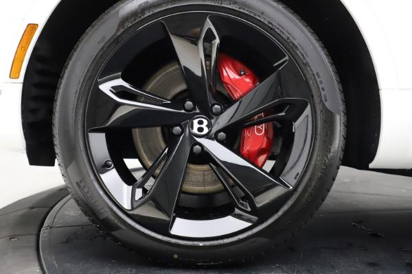 New 2021 Bentley Bentayga V8 for sale Call for price at Alfa Romeo of Westport in Westport CT 06880 14