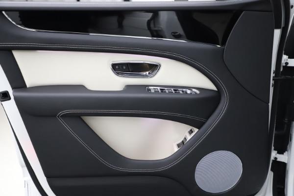 New 2021 Bentley Bentayga V8 for sale Call for price at Alfa Romeo of Westport in Westport CT 06880 16