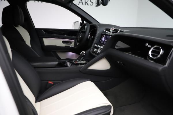 New 2021 Bentley Bentayga V8 for sale Call for price at Alfa Romeo of Westport in Westport CT 06880 26