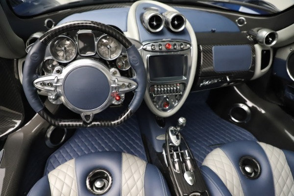 Used 2017 Pagani Huayra Roadster for sale Call for price at Alfa Romeo of Westport in Westport CT 06880 22