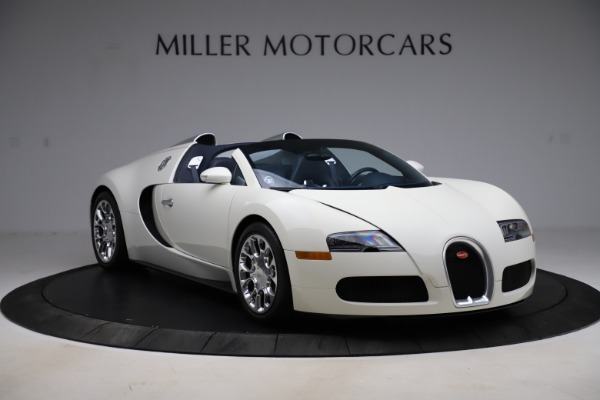 Used 2010 Bugatti Veyron 16.4 Grand Sport for sale Call for price at Alfa Romeo of Westport in Westport CT 06880 10