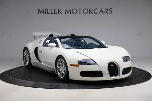 Used 2010 Bugatti Veyron 16.4 Grand Sport for sale Call for price at Alfa Romeo of Westport in Westport CT 06880 11
