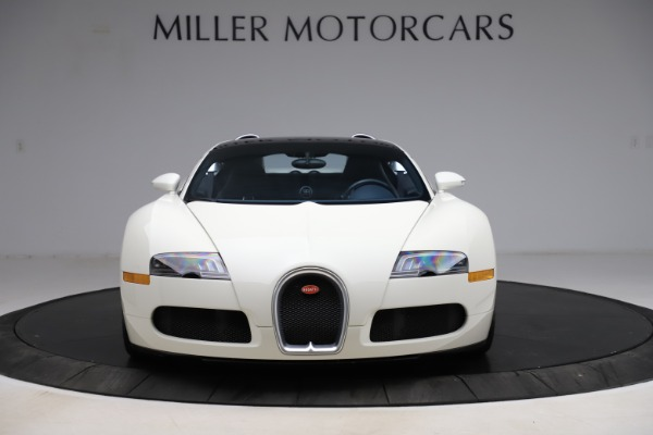 Used 2010 Bugatti Veyron 16.4 Grand Sport for sale Call for price at Alfa Romeo of Westport in Westport CT 06880 12