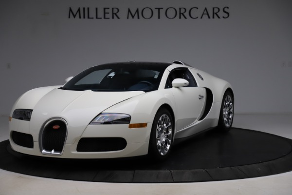 Used 2010 Bugatti Veyron 16.4 Grand Sport for sale Call for price at Alfa Romeo of Westport in Westport CT 06880 13