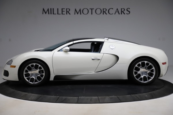 Used 2010 Bugatti Veyron 16.4 Grand Sport for sale Call for price at Alfa Romeo of Westport in Westport CT 06880 14