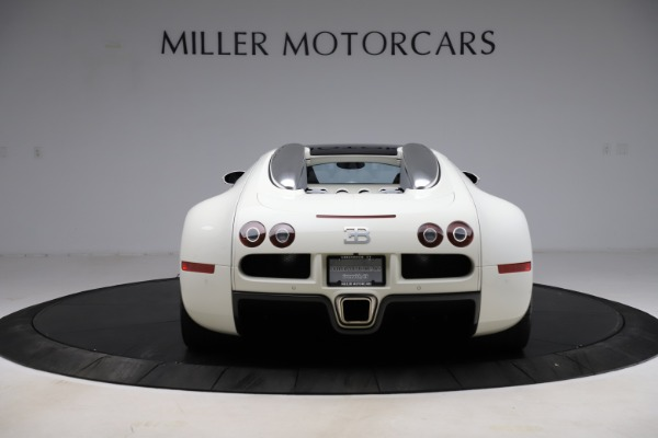 Used 2010 Bugatti Veyron 16.4 Grand Sport for sale Call for price at Alfa Romeo of Westport in Westport CT 06880 15