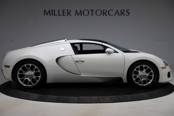 Used 2010 Bugatti Veyron 16.4 Grand Sport for sale Call for price at Alfa Romeo of Westport in Westport CT 06880 16