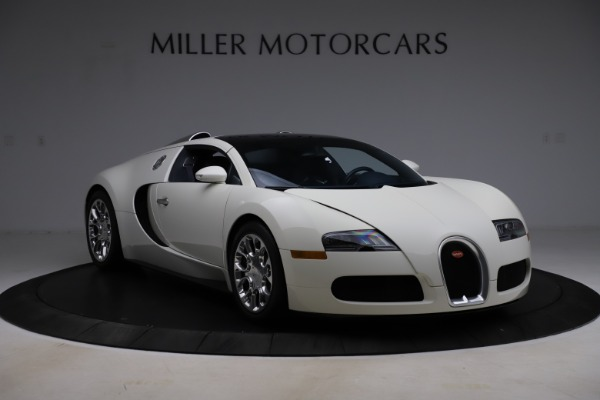 Used 2010 Bugatti Veyron 16.4 Grand Sport for sale Call for price at Alfa Romeo of Westport in Westport CT 06880 17