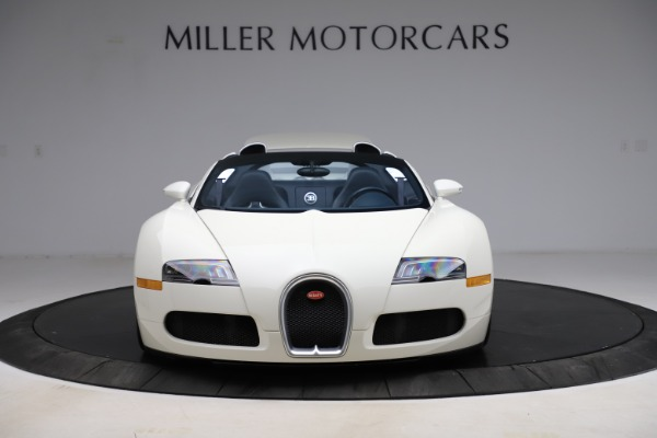 Used 2010 Bugatti Veyron 16.4 Grand Sport for sale Call for price at Alfa Romeo of Westport in Westport CT 06880 18